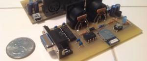 MIDI BLE Proto Board